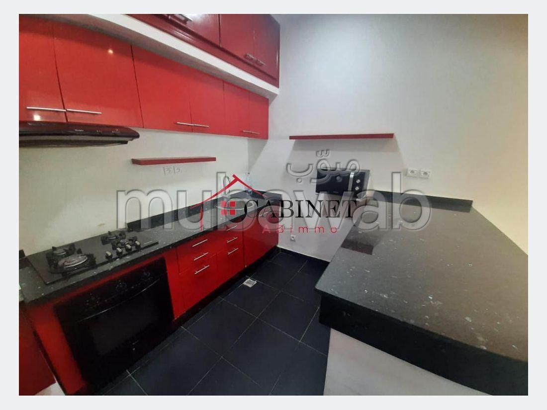 Appartement luxueux en location Hassan Rabat