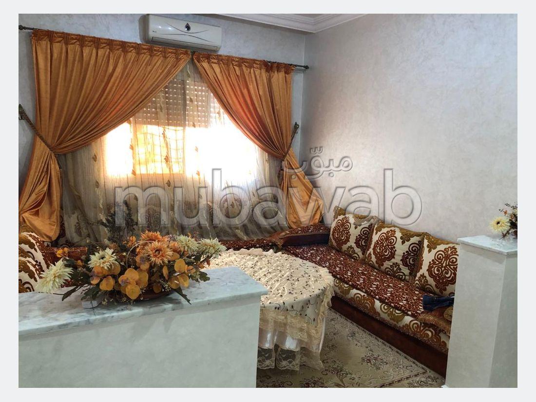 Vente d'un bel appartement à Hay Salam. 2 pièces