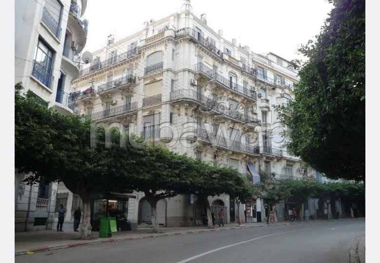 Vente apertement F3 Alger centre