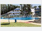 Appartement vue sur mer et piscine a mansouria