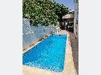 Villa s4 a carthage avec piscine