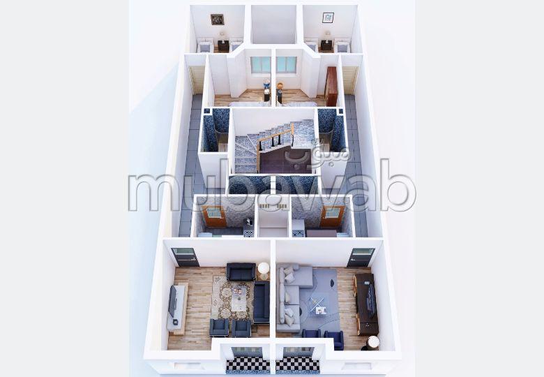 Appartement centre ville de jijel