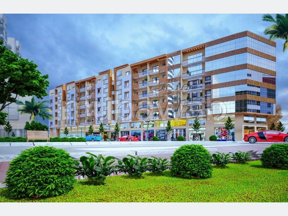 Oficinas y locales comerciales en venta en Guéliz. Dimensión 104 m².