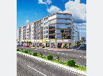 مكاتب ومحلات للبيع بكليز. المساحة الإجمالية 104 م².