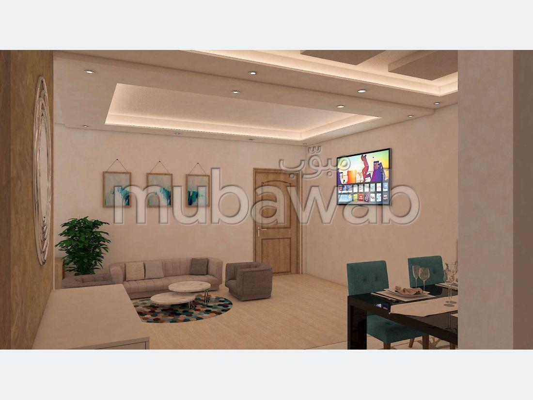 Busca pisos en venta en Guéliz. Superficie de 46 m².