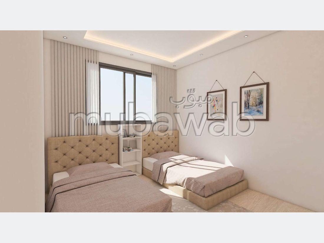 Splendido appartamento in vendita a Guéliz. Superficie 54 m². Servizio di conciergerie e piscina.
