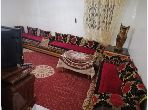 Apartment for rent in Marchan. 1 room. Well furnished.
