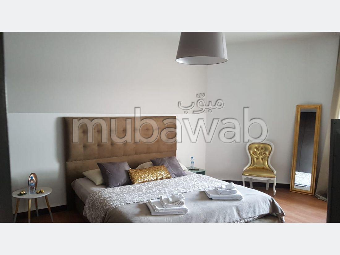 Appartement meublé haut standing à tamessna