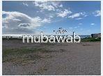 Terrain 515 m2 à vendre plage Sidi Kacem