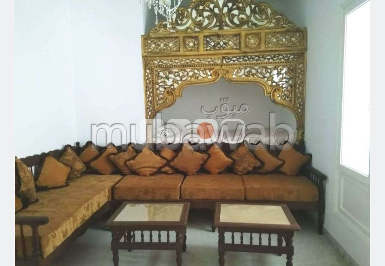 Find an apartment for rent in Sidi Bousaid. 3 Hall. New furniture.
