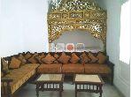 A louer étage de villa S3 meublé à Sidi Bou Said