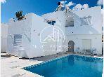 Villa S+4 avec piscine à Djerba Midoune