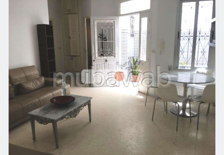 Apartment for rent in Carthage. 2 Small bedroom. Fully furnished.