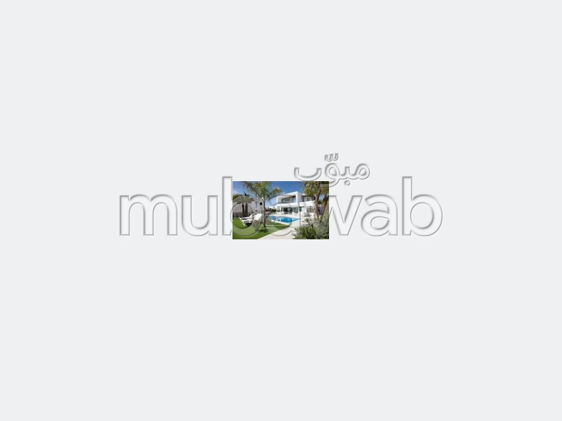 Terrain à acheter à Ennakhil Palmeraie. Surface de 5000 m²