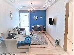 Bonito piso en alquiler en Maârif. 1 Habitación. Mobiliario nuevo.