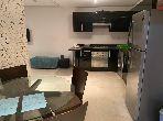 Vend appartement à Maârif. 3 pièces confortables. Ascenseur et stationnement