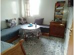 Bonito piso en venta en Sidi Abdellah. Superficie de 51 m². Salón marroquí, seguridad.