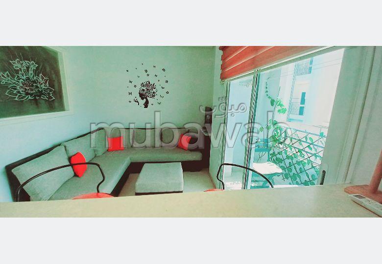 Location appartement s1 meublé à hammamet nord