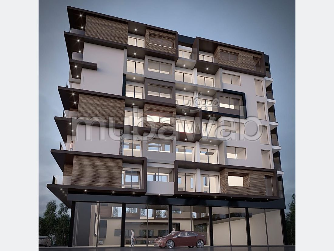 شقة جميلة للبيع بوسط المدينة. 3 غرف جميلة.