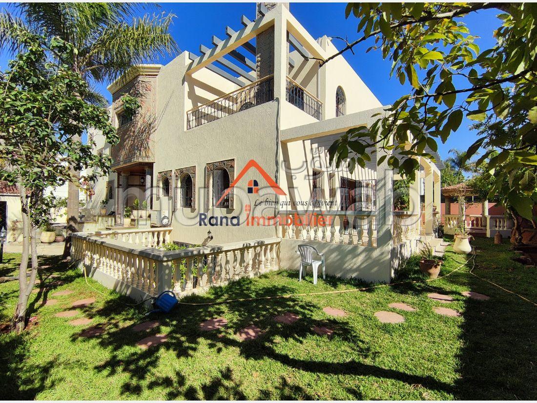 Villa à louer sur Hay Riad