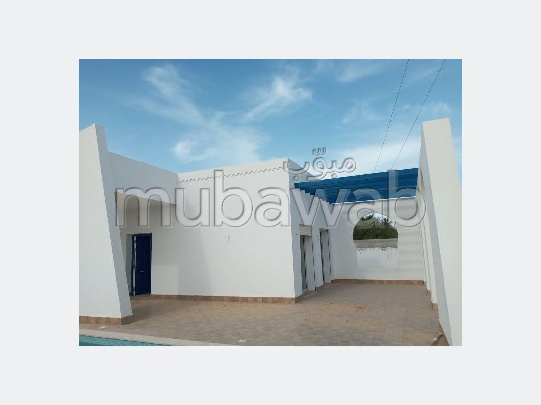 Villa plain pied à Midoun