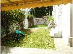 A louer un Rez de chaussée de villa S3 à la Marsa