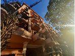 Appartement à louer vide 2ch avec balcon résidence sécurisée à Guéliz
