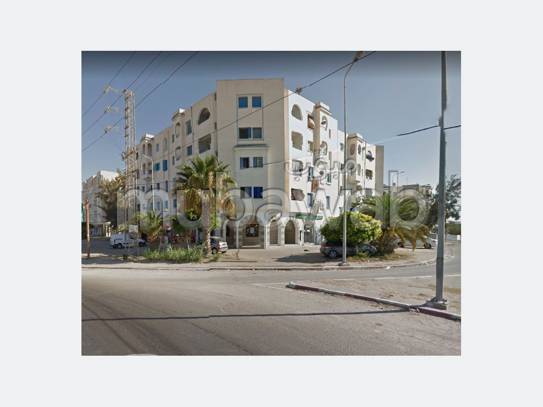 A Louer un appartement S+2 à Sousse