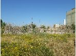 Beautiful land for sale. Dimension 200 m².