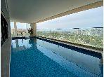 Un appartement avec piscine au lac 2