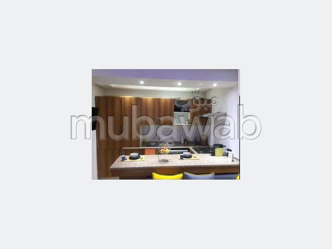 A louer à Amilcar sidi bousaid un bel appartement