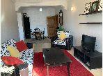 Rent an apartment in La Siesta. 2 Hall. New furniture.