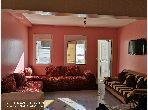 شقة للبيع ب البرانص 1. المساحة الكلية 51 م². مطبخ مجهز.