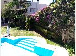 منزل ممتاز للبيع بلاسييسطا. 7 غرف رائعة. شرفة جميلة وحديقة.