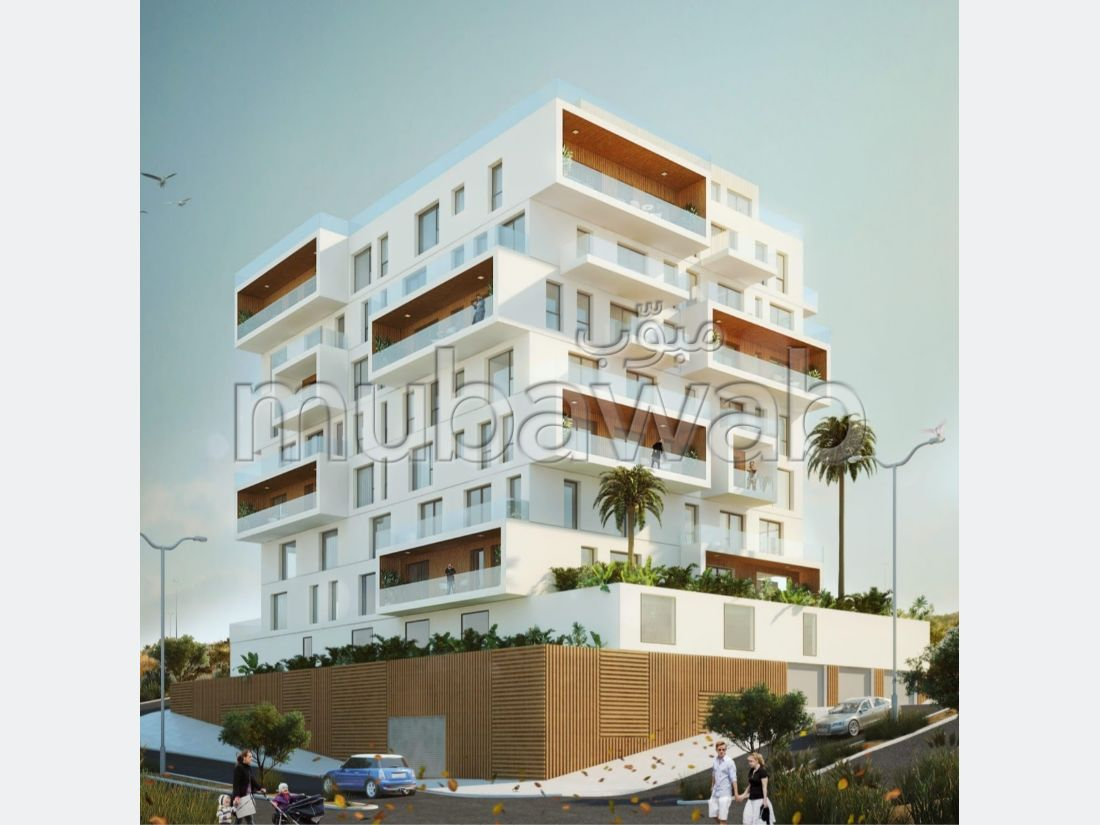 Sale of a lovely apartment in Sania. Total area 116 m².