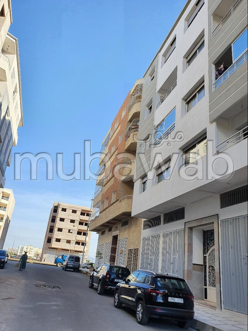 Appartementen kopen in Mont Fleuri. 3 Ruimtes. Lift en terras.