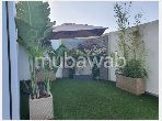 Apartment for sale in Plage Oulded Cherrat. Total area 150 m². Central heating and reinforced door.