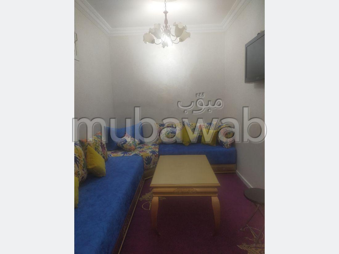 Magnífico piso en venta en Hay Chmaou. 4 habitaciones.