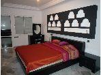 Bel appartement meublé à louer situé à val Fleury