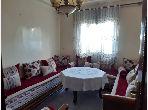 Bonito piso en venta en Ahlane. 3 Suite parental. Sala de estar tradicional marroquí, barrio seguro.