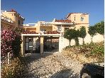 Fabulous house for sale in Charf. Large area 300 m². Green areas, Balcony.