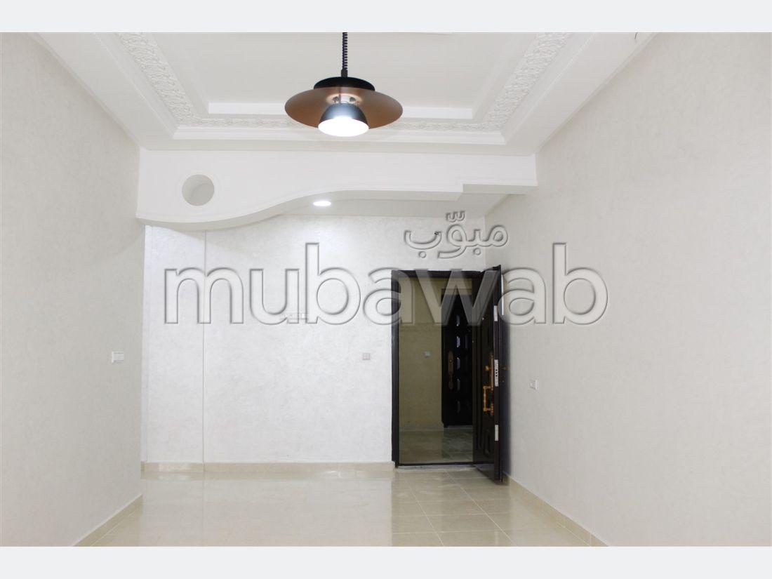 شقة للبيع ب حي أهلا. 2 غرف ممتازة.