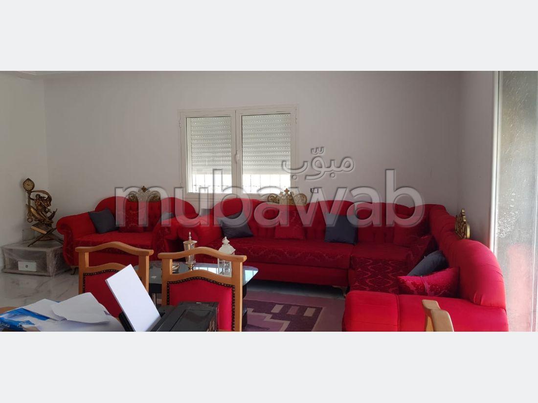 A vendre à Raoued Plage une villa indépendante