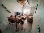 شقة للبيع بسلا الجديدة. المساحة الإجمالية 84 م². صالون مغربي تقليدي ، إقامة آمنة.