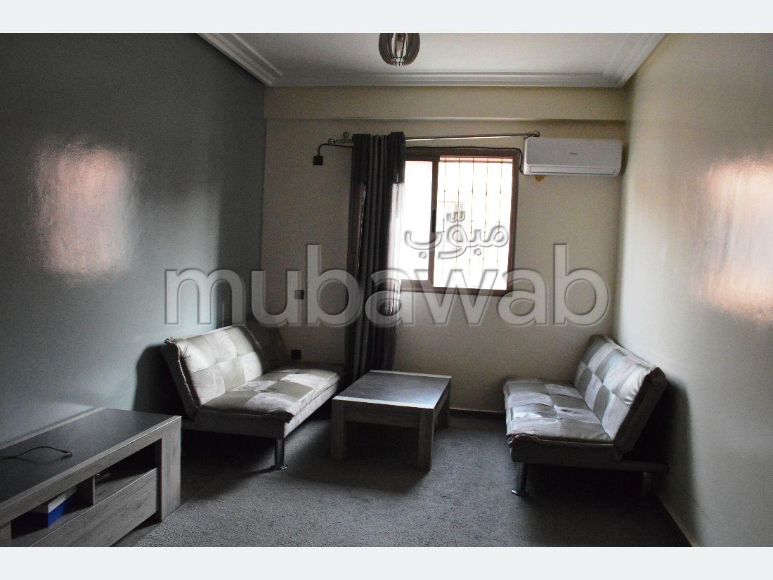 Appartement à louer sur Abwab Guiéliz