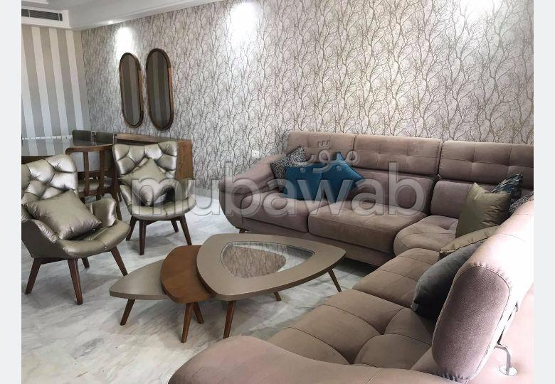 Appartement S2 richement meublé au Lac 2