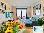 Magnifique appartement F4 meublé avec terrasse