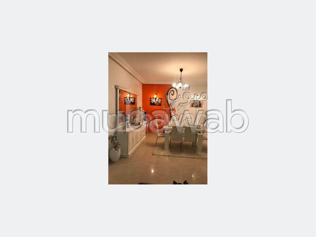 Superbe appartement à vendre à Tanger a côté du McDonald's playa
