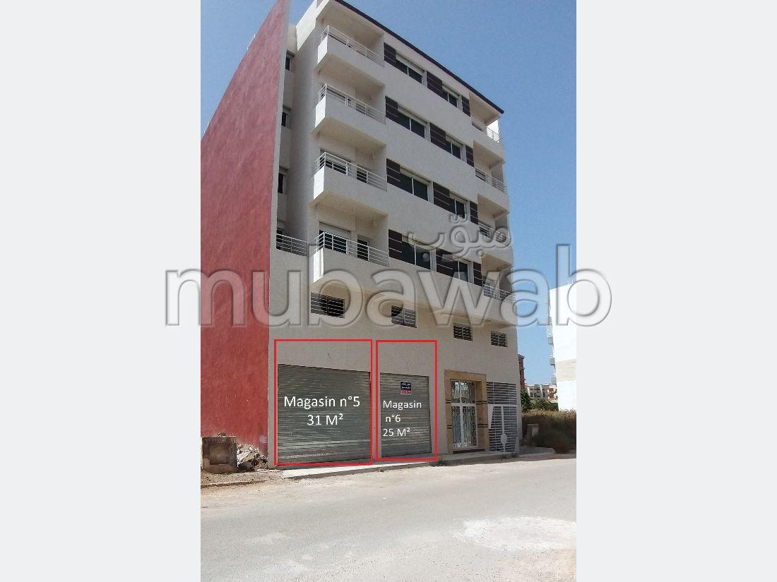 Koopappartementen beschikbaar in Route de Meknes. 2 Slaapkamers. Lift en garage.
