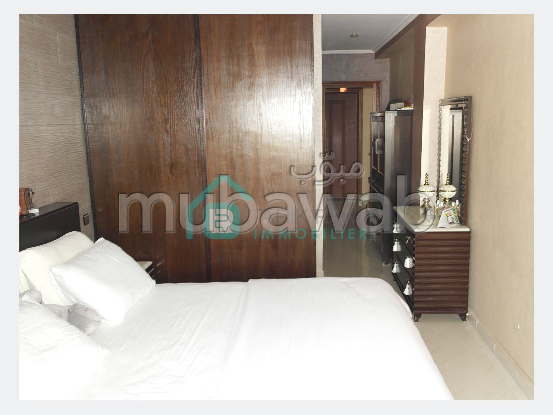Fabulous apartment for sale in Nzaha. 1 lovely room. Well equipped kitchen.